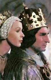 Lawrence Olivier como Ricardo III