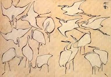 Hokusai 1760 – 1849   Pintor de estilo ukiyo-e e gravurista japonês.
