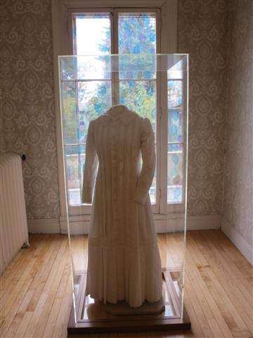 Vestido branco de Emily Dickinson