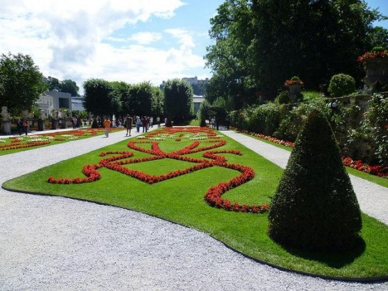 Jardins Mirabell